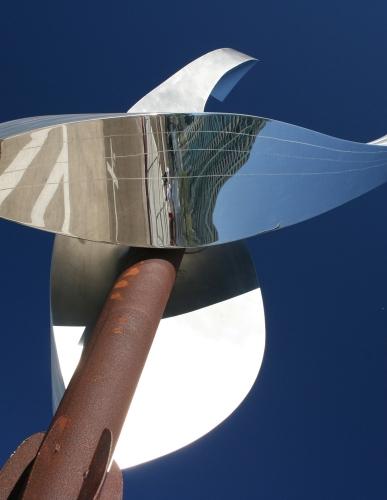 Ballenas public art