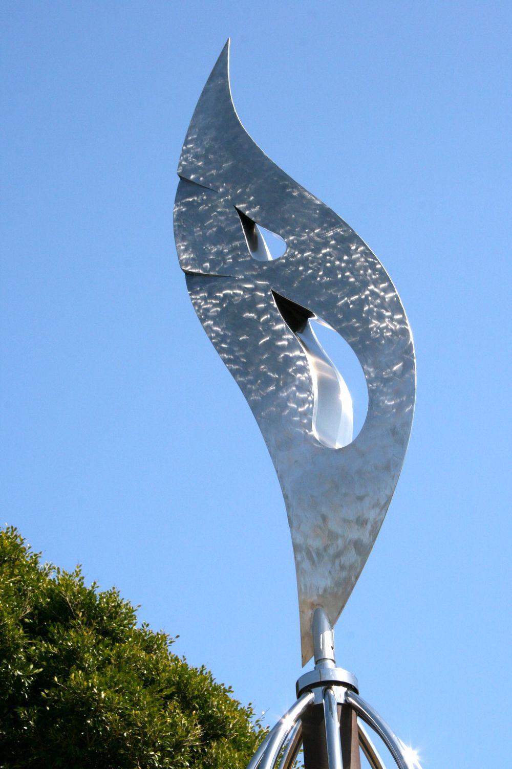 Pinion Revived public art