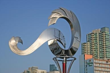 Pinnacle public art