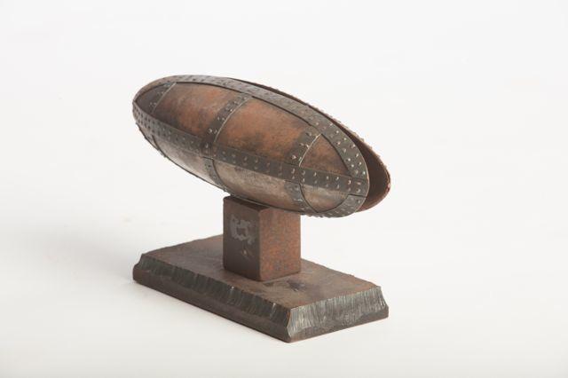 Capsule table top sculpture view 2
