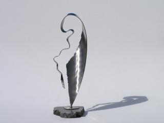 Equinox table top sculpture view 1