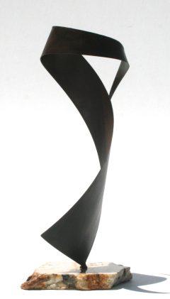 Litmus table top sculpture view 1