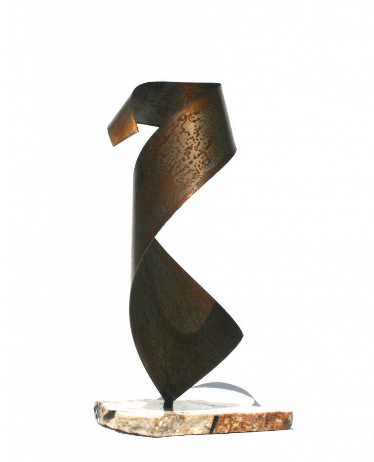 Sierra table top sculpture view 1