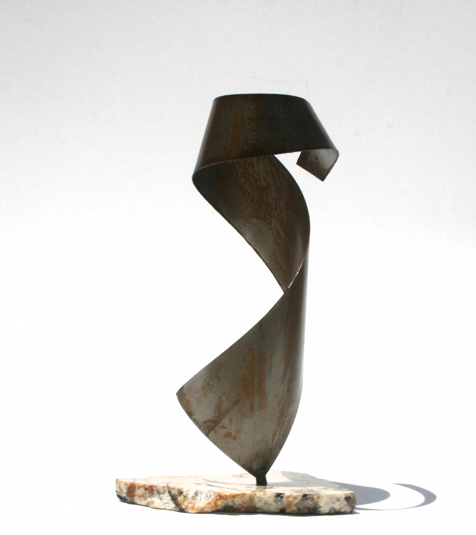 Sierra table top sculpture view 3