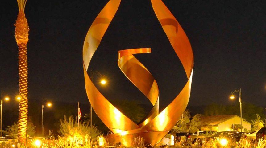 Dominion public art view 1