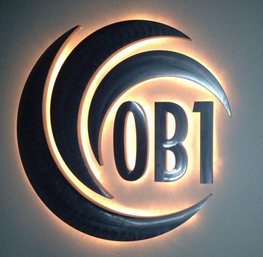 OB1 public art view 1